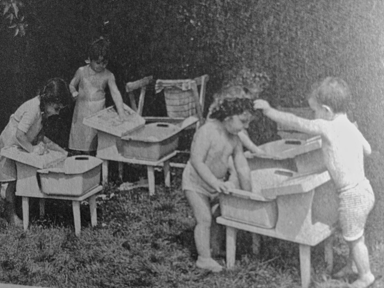 Lavare in giardino, Nido Caronno P. - Varese  - Foto 1