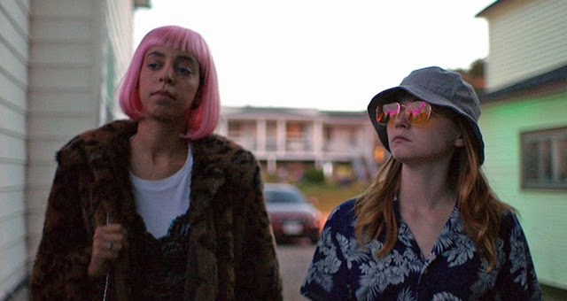 Jessica Barden Hayley Law Carly Stone | The New Romantic | VIFF 2018