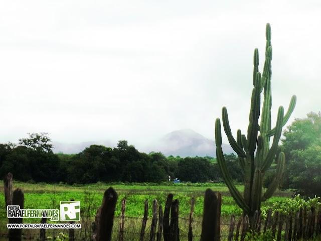 Voltou a chover em Rafael Fernandes e  alguns municípios do Alto Oeste