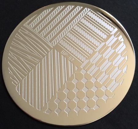 BP-67 nail stamping plate at BornPrettyStore