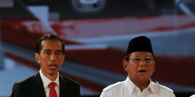 Penerawangan Nusron Terhadap Prabowo Dibalas Prediksi Jokowi Tak Dicalonkan di 2019
