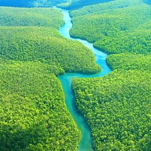 Pengertian dan Jenis Pola Aliran Sungai