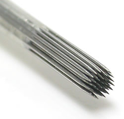 the tattoo world information about types of tattoo needles