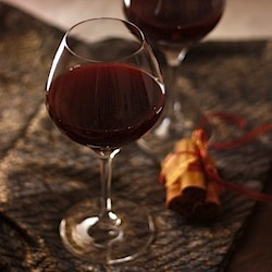 how to mull red wine with spices