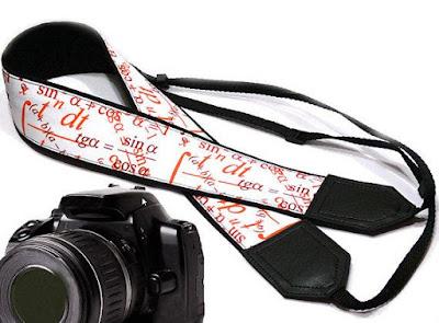 Math Camera Strap