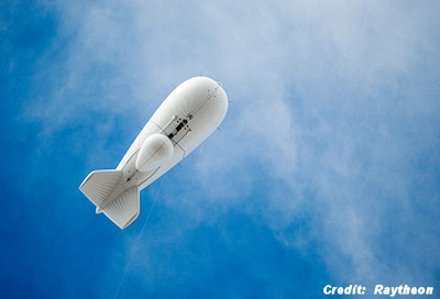 Military Blimp Breaks Free; F-16's Scrambled