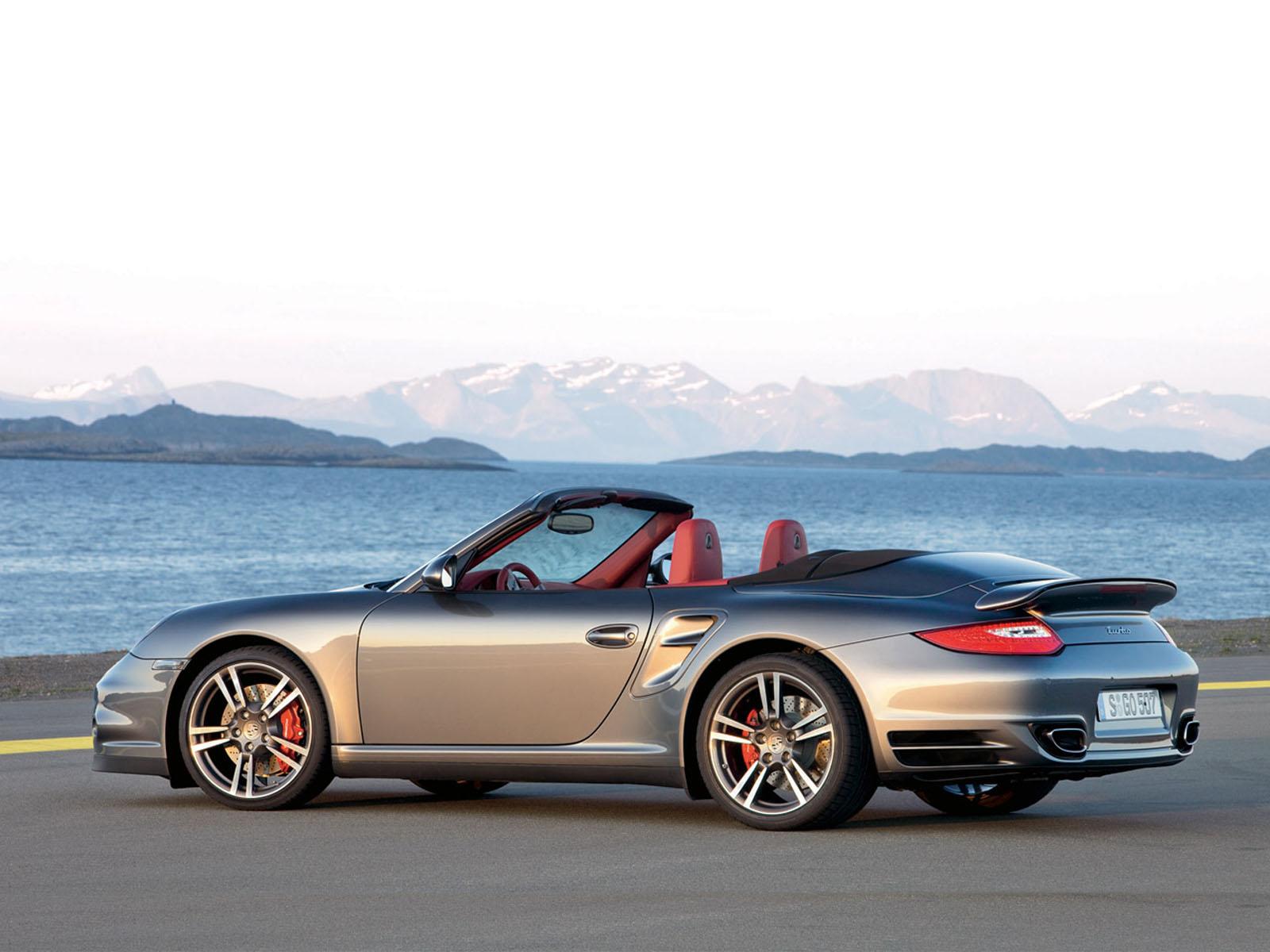 Wallpapers Porsche 911 Turbo Car Wallpapers