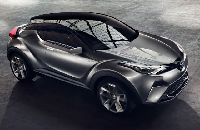 2018 Toyota C-HR Release Date, Price and Specs - Roadshow - TheCarMotor