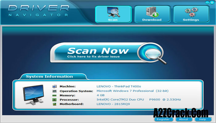 driver navigator licence key download