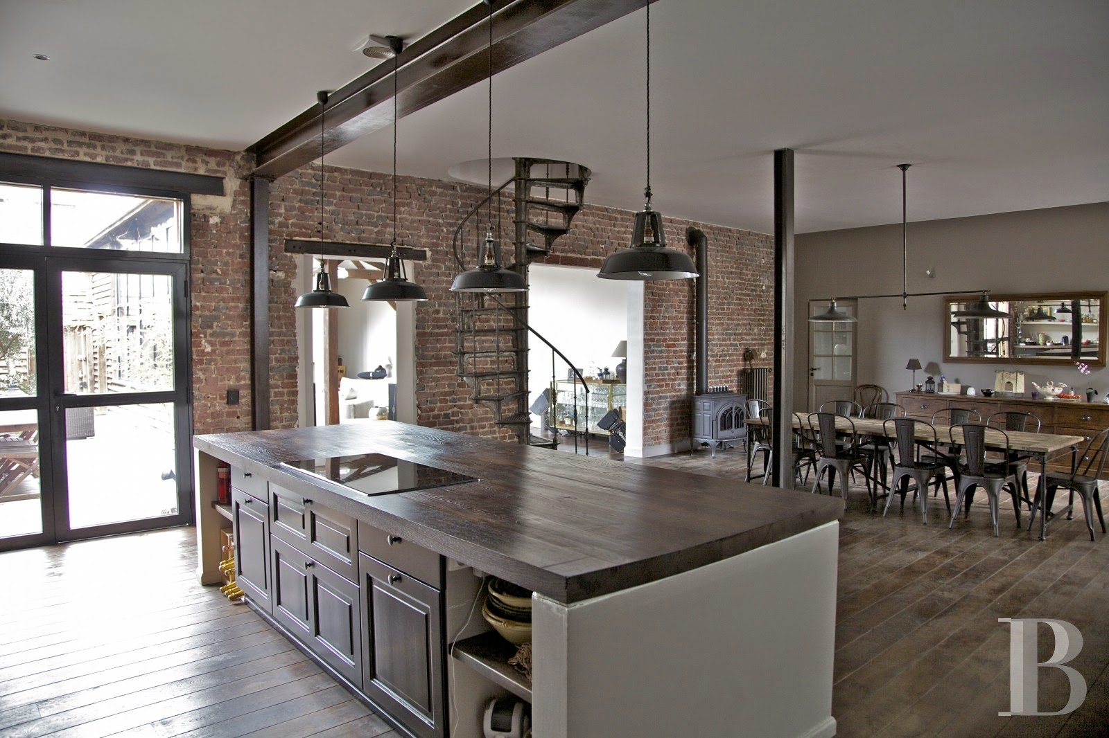 Planos low cost marzo 2015 - Industrial modern kitchen designs ...