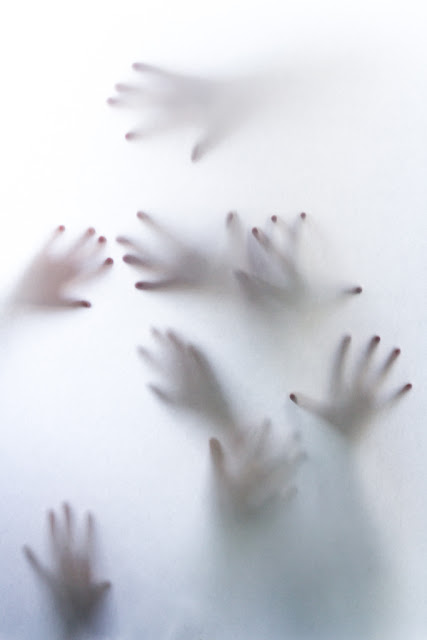 'Insomnio' una de las fotos expuestas en 'ConTacto'