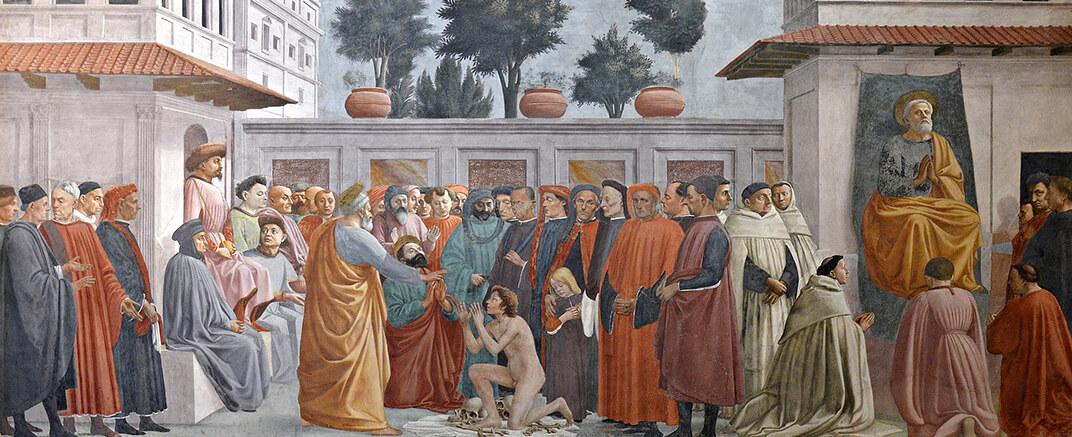 Frescos de la Capilla Brancacci