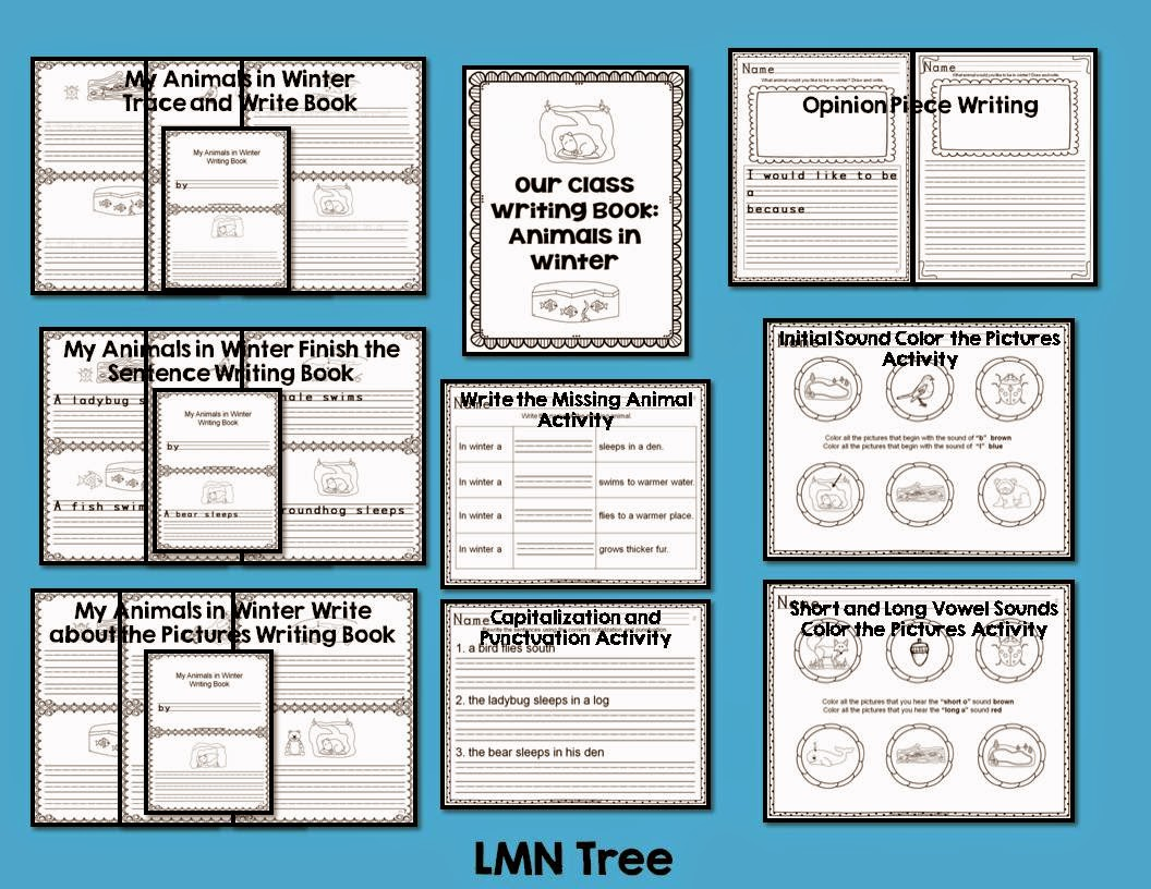 Lmn Tree Animals In Winter Free Resources Free