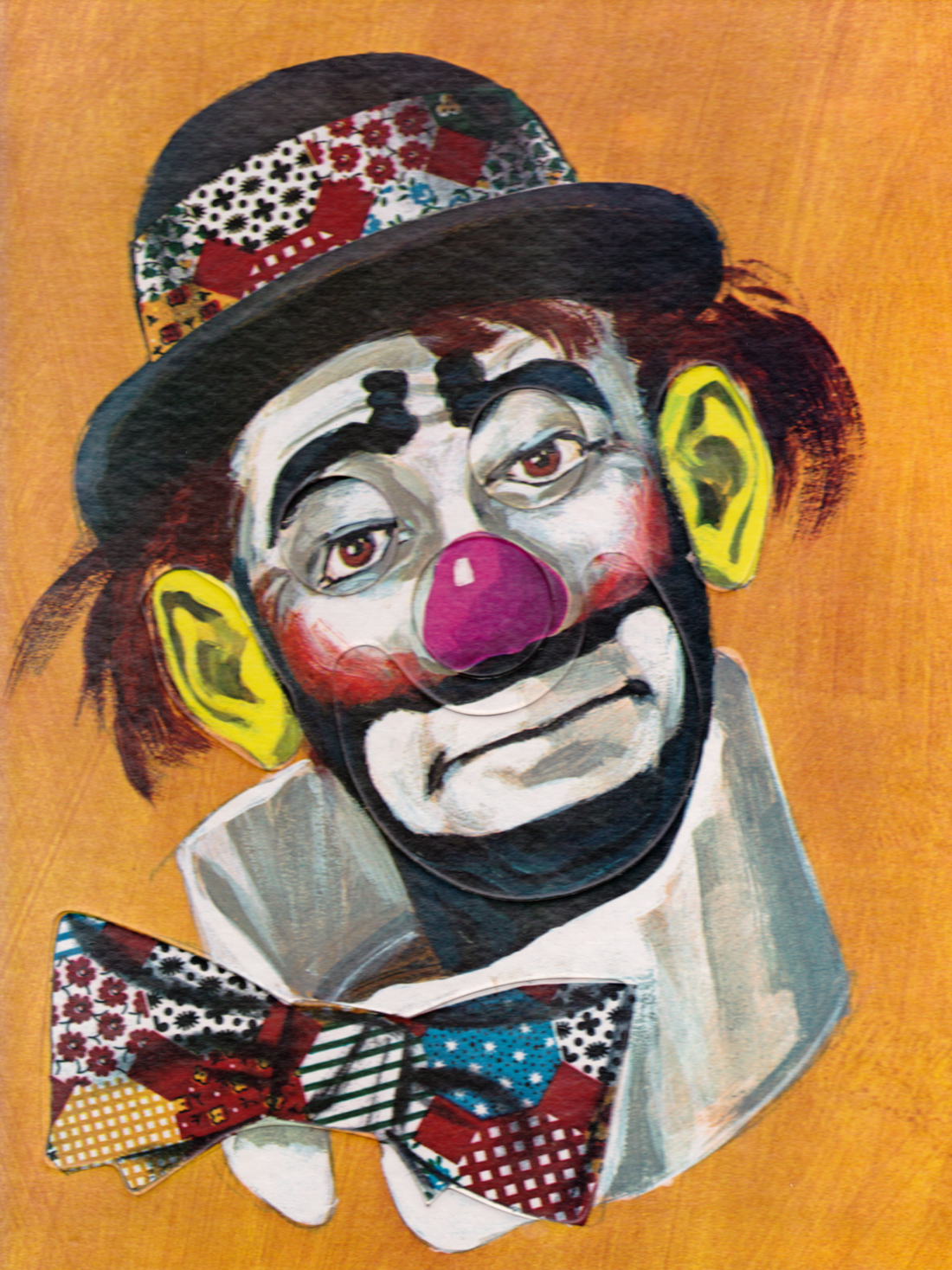 Things to Make and Do: More scary clowns...