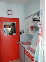 Apple Blossom Dreams House Tour Laundry Room
