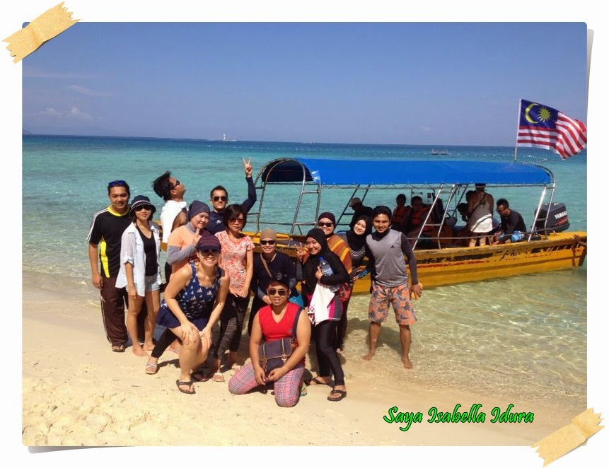 Pengalaman Bercuti Di Pulau Perhentian