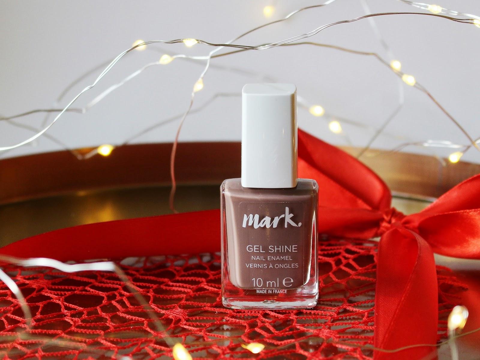 Mark. Gel Shine körömlakk - Berry Nutty