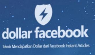 Peluang baru lagi Dapat Uang dari Facebook Instant Articles