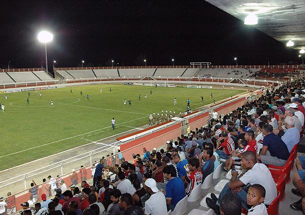 Atlético de Alagoinhas estreia no Campeonato Baiano série B, no dia 3 de março