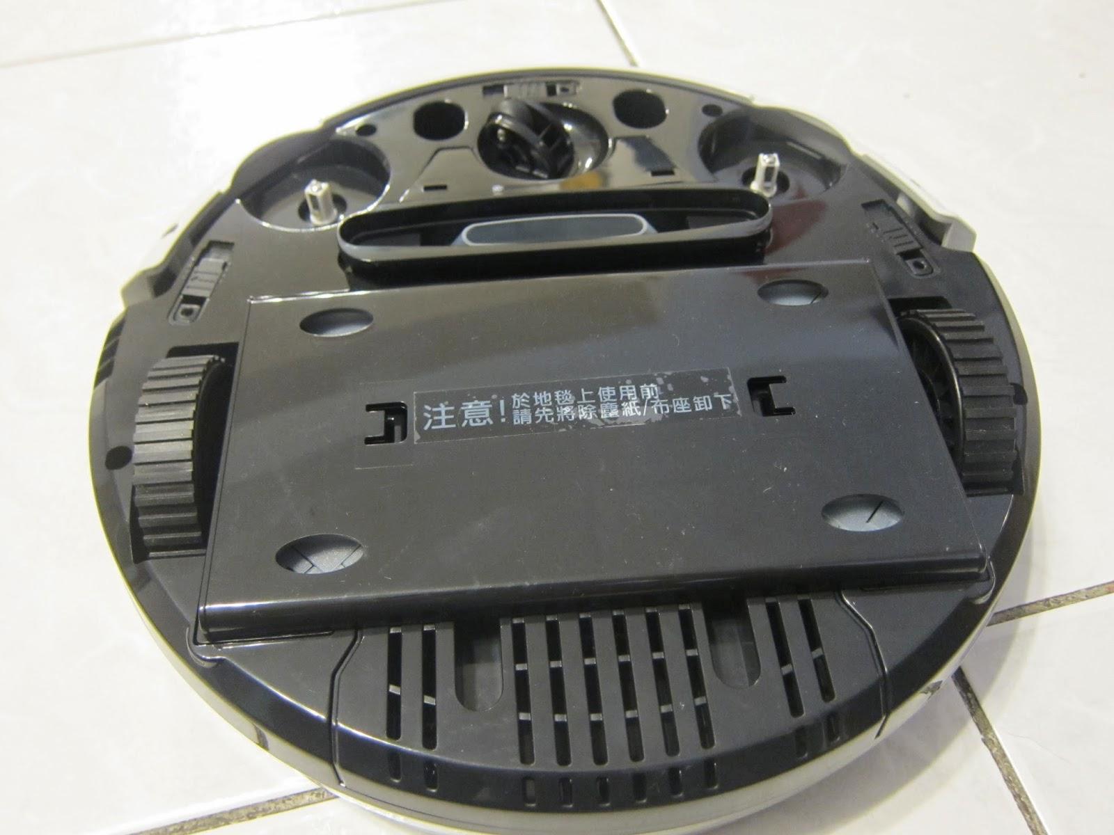 IMG 2251 - [開箱] V-BOT M270 迷你智慧型掃地機器人