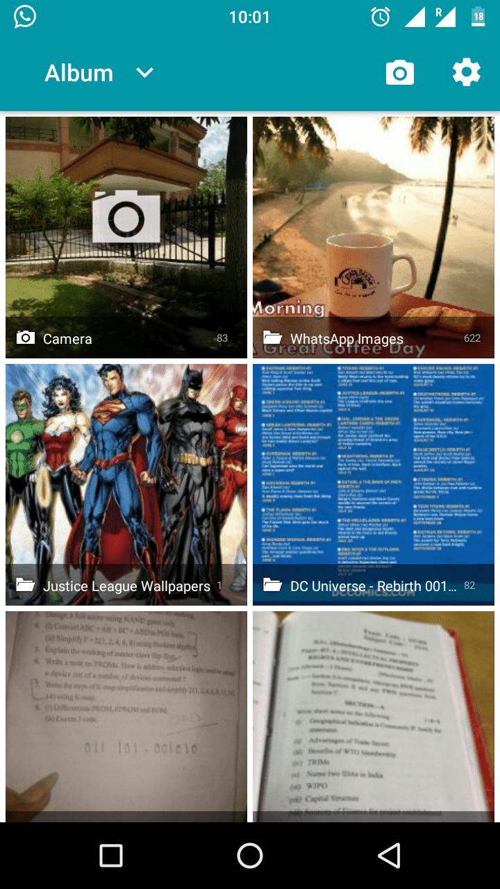 OfficialGallery Apps For MoTo G4 and G4 Plus - Motorola stock rom