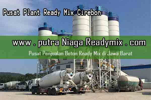 Harga Beton Ready Mix Cirebon