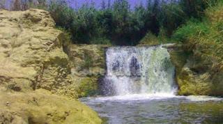 شلال-مياه-وادي-الريان