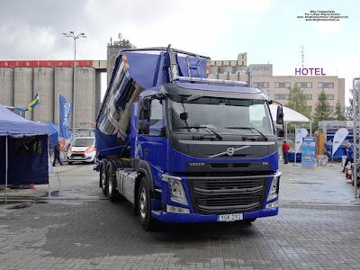 Volvo FM, AUTOSTRADA-POLSKA 2017