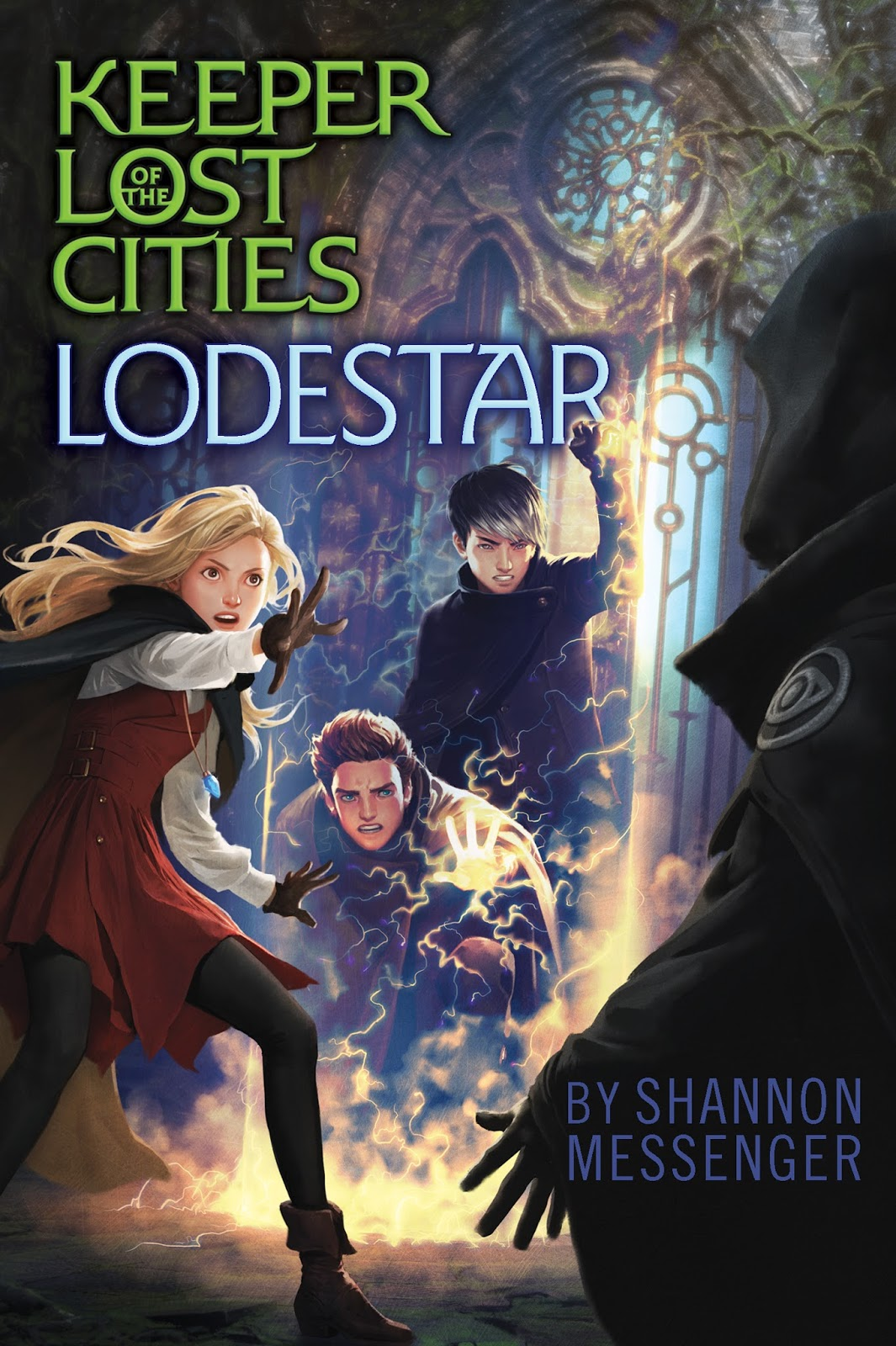 Image result for keeper of the lost cities lodestar