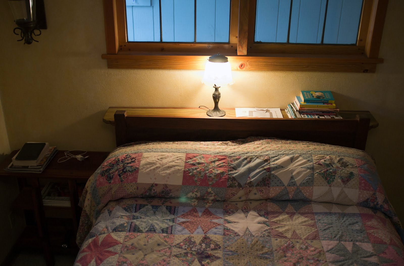 The Marcial Chronicles: Bedroom