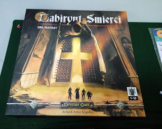 Labirynt Śmierci board game