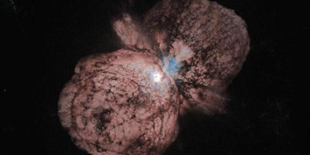 Jika Bintang Raksasa Meledak, Akankah Bumi Ikut Hancur?