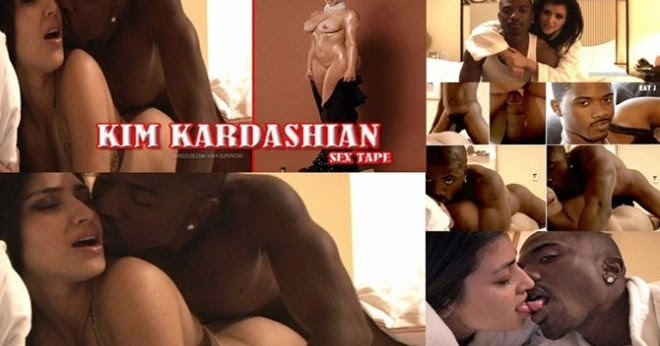 Kim kardashian, ray j's sex tape leaked