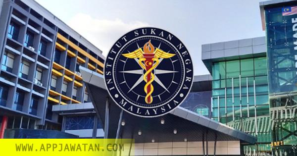Jawatan Kosong di Institut Sukan Negara Malaysia