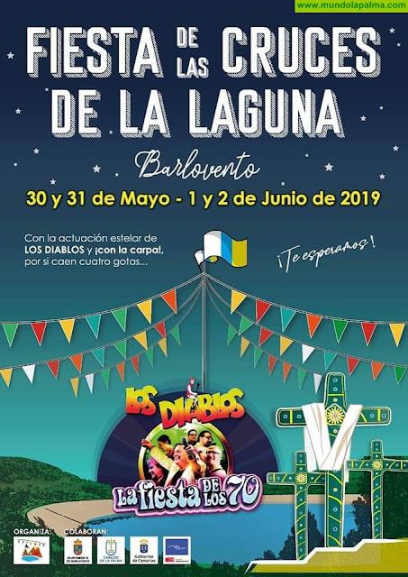 Fiestas de las Cruces de La Laguna de Barlovento 2019