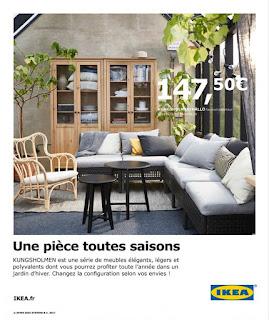 Catalogue Ikea 15 Juin au 31 Août 2017