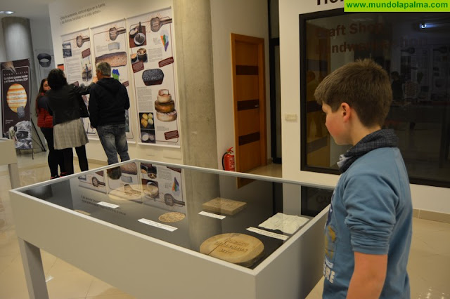 La muestra sobre la cultura quesera de La Palma sigue abierta al público en el Museo Arqueológico Benahoarita