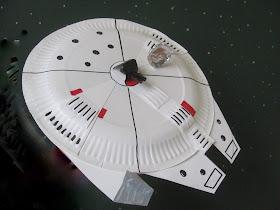 Millennium Falcon craft