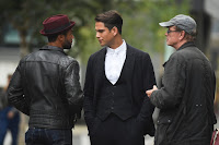 Lucien Laviscount and Luke Pasqualino in Snatch Series (8)