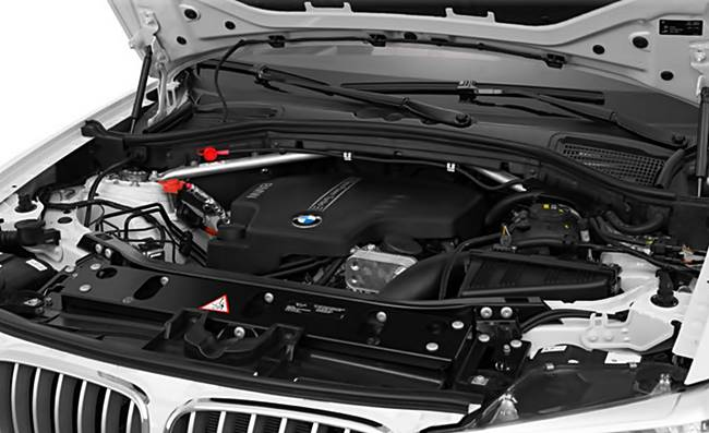 2017 BMW  X4 xDrive28i Review