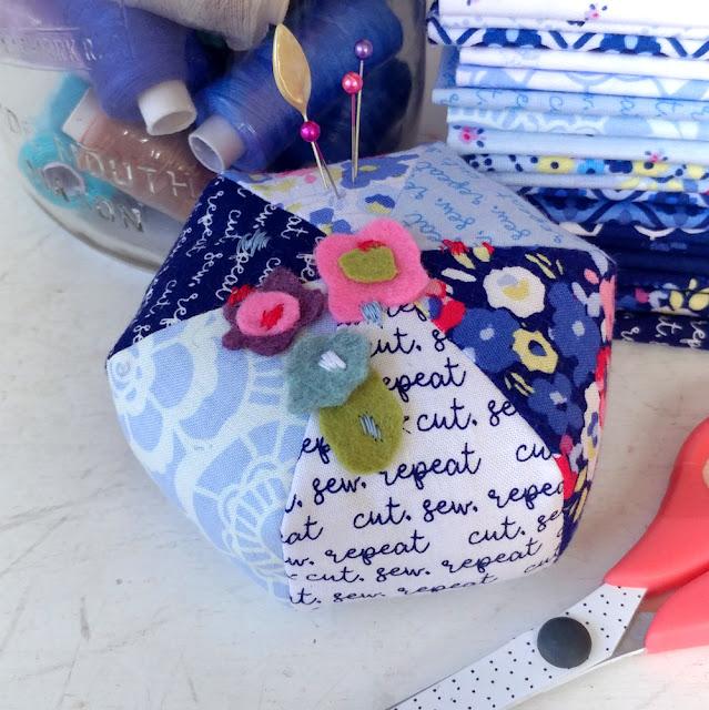 cut fabric with Cricut Maker