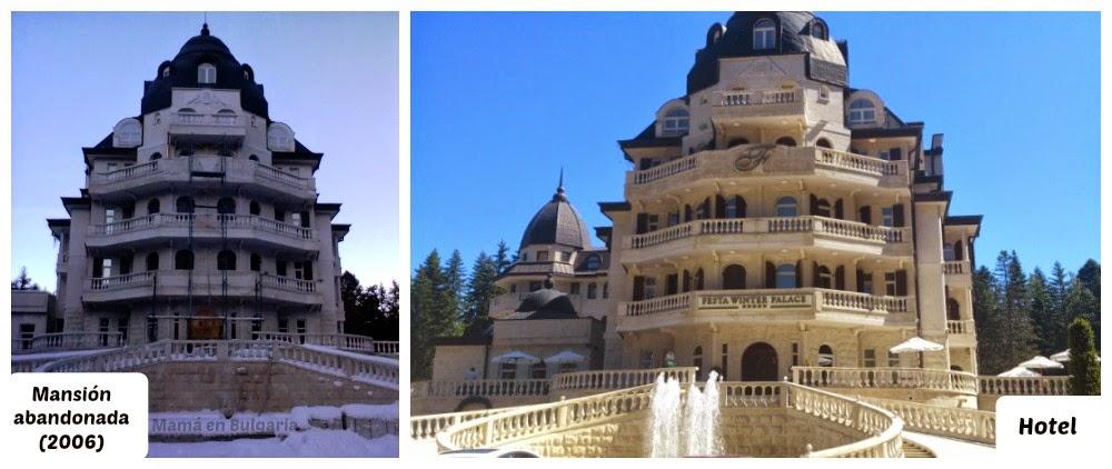Hotel Festa Chamkoria en Borovetz, Bulgaria