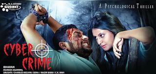 Cyber Crime 2016 Hindi 720p WEB HDRip 950mb