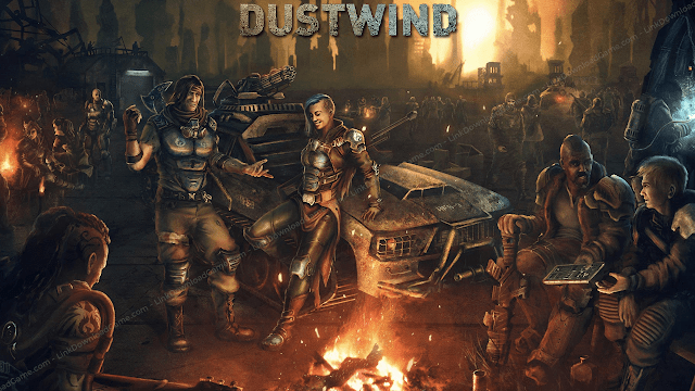 Link Download Game Dustwind (Dustwind Free Download)