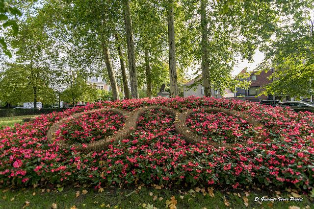 Gafas de Carlos V - Oudenaarde por El Guisante Verde Project