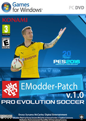 EModder-Patch v.1.0 (All In One) Release 29/02/2016 !!
