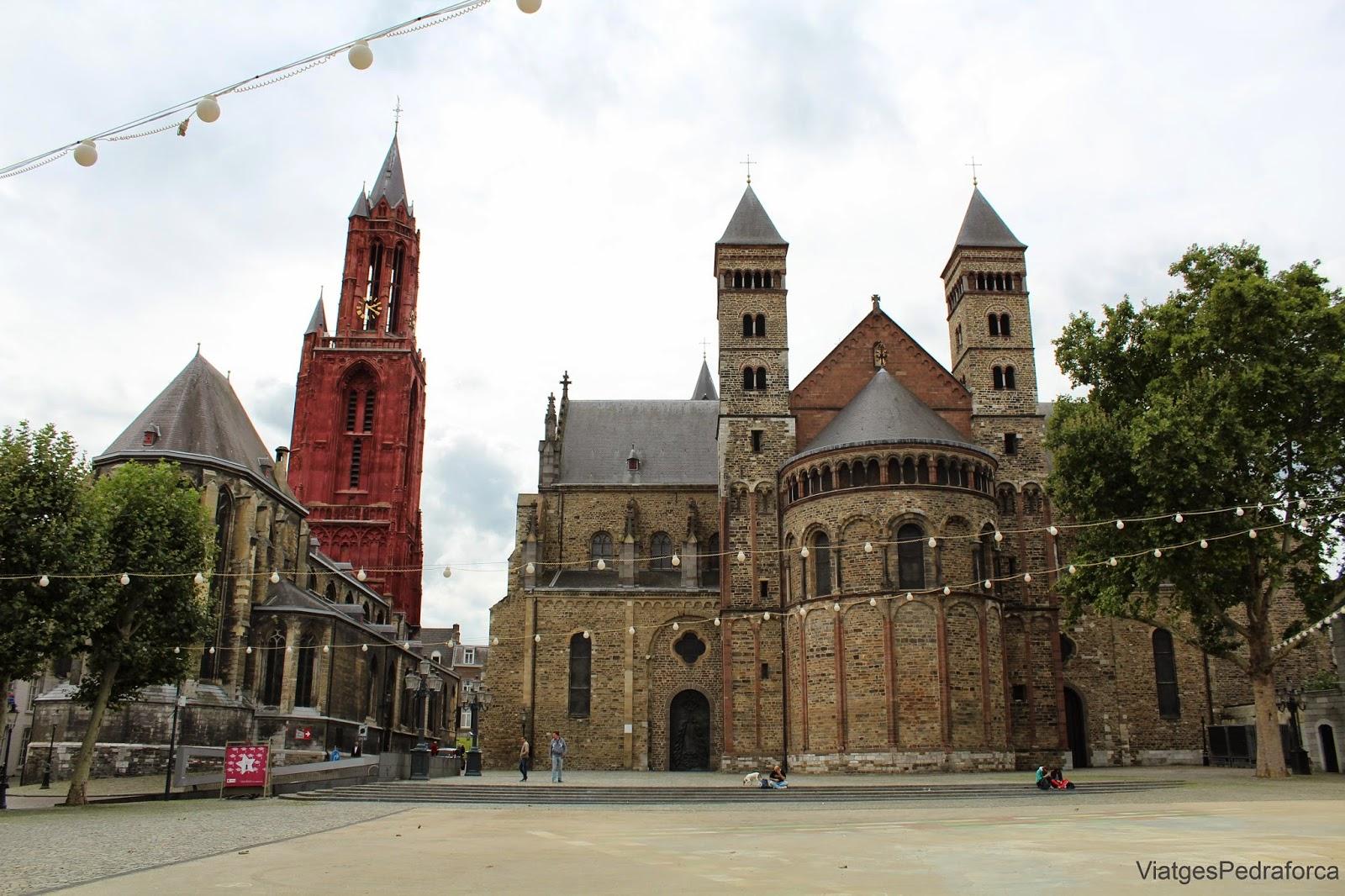 Basílica de Sant Servaci Maastricht Països Baixos