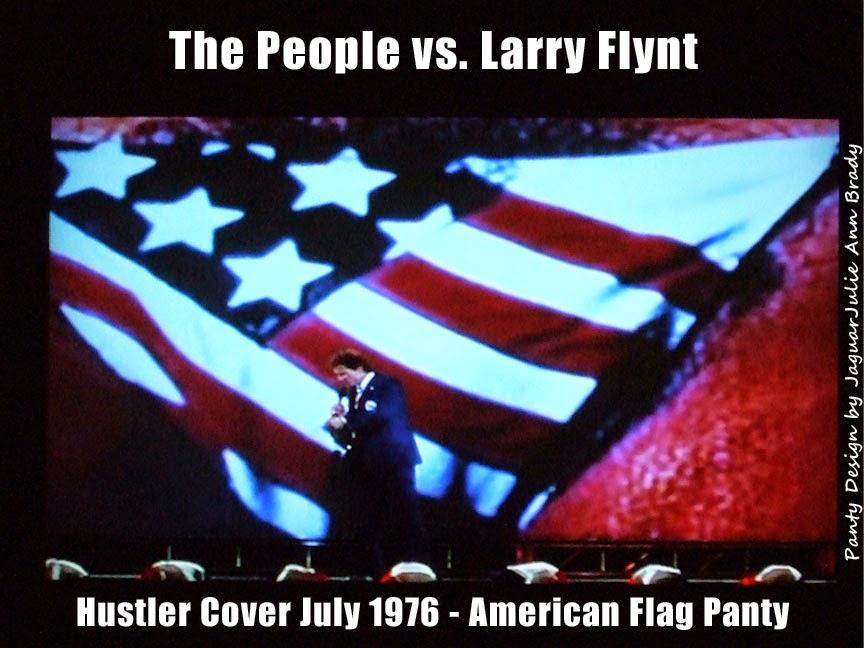 The People vs. Larry Flynt - Hustler Cover July 1976