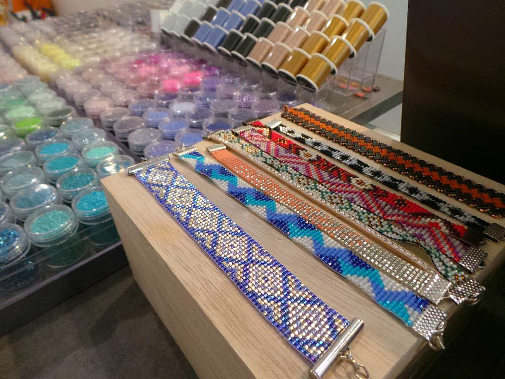 boutique de perles