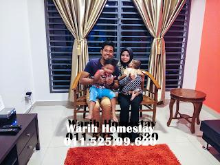 Warih-Homestay-Farahin-TNB